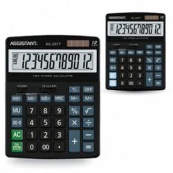 Калькулятор ASSISTANT 2377 12 разр.