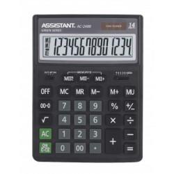 Калькулятор ASSISTANT 2488 14 разр.