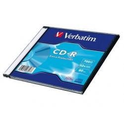 Диск CD-R Verbatim 700Mb