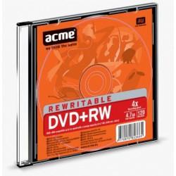 Диск DVD-RW Acme Slim 4,7 Гб