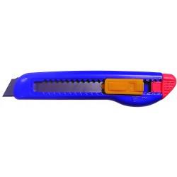 Нож канцелярский большой 18мм SPONSOR