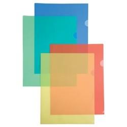 Папка-уголок ПУ Е-310А зеленый Ар.ПУ-Е-310А