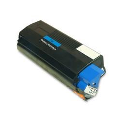 Тонер картридж 43034803 для OKI C3000 / 3010 / 3100 / 3200 / 5100 / 5400 синий