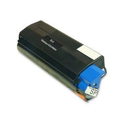 Тонер картридж 43034804 для OKI C3000 / 3010 / 3100 / 3200 / 5100 / 5400 черный
