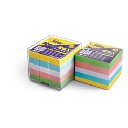 Бумага для заметок сменный блок цветной