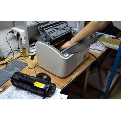 Заправка картриджей в Минске. Прошивка принтеров, ремонт факсов.