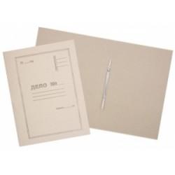 Папка скоросшиватель Дело картон 0,7мм